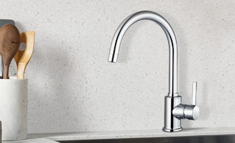 厨房水流太小是三角阀的问题吗(厨房水流太小怎么解决)