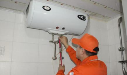没有排污口的热水器怎么清洗(为什么电热水器没有排污口)