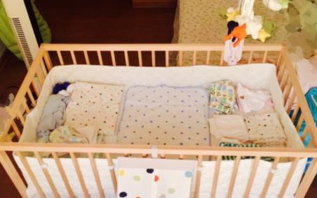 婴儿床多大尺寸实用(婴儿床100×56会不会太小)