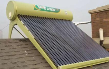 太阳能热水器怎么清洗里面的水垢(太阳能水垢多有什么影响)