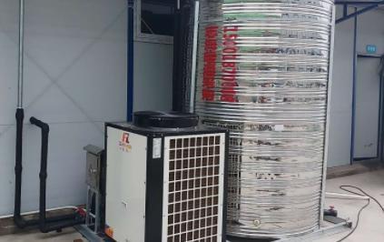 空气能热水器怎么安装(空气能热水器安装在哪里比较好)