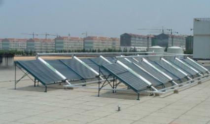 太阳能热水器中午上水会爆管吗(太阳能管什么情况才会爆)
