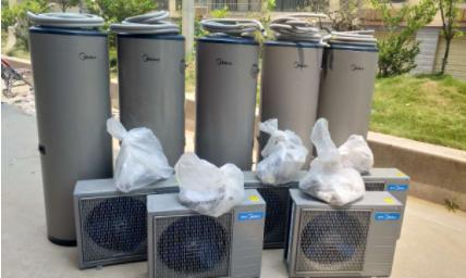 空气能热水器不出热水怎么回事(空气能热水器为什么出热水慢)