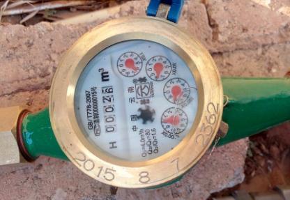 水表漏水物业管不管(水表漏水是从哪里漏的)