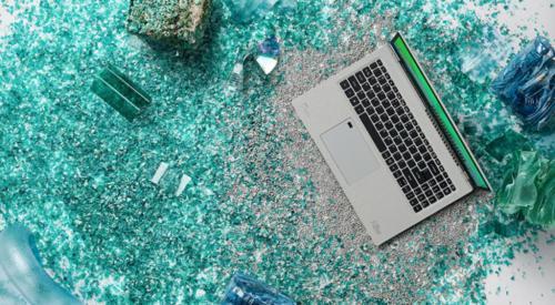 宏碁发布蜂鸟 · 未来笔记本电脑:大量采用再生塑料,5899 元起