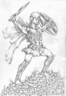 希腊神话(希腊神话10大神灵)