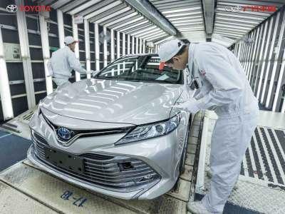 首次驾驶 2019年丰田凯美瑞2.5V