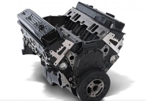 通用汽车为卡车配备了新的5.7升V8板条箱发动机