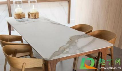 岩板餐桌有什么缺点(岩板餐桌能用多久)