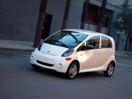 三菱i-MiEV电动车全电动迷你车将于2020年开始销售
